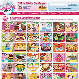 CookingGames.com