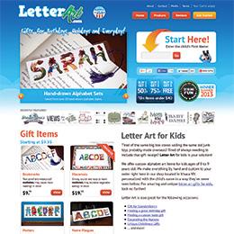 LetterArt.com